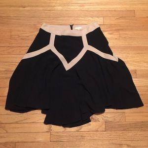 Anthropologie Leifsdottir black skirt - sz 10